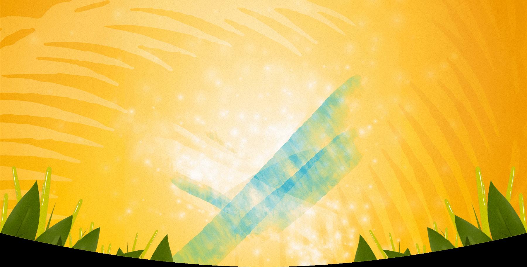 Negrita illustration background