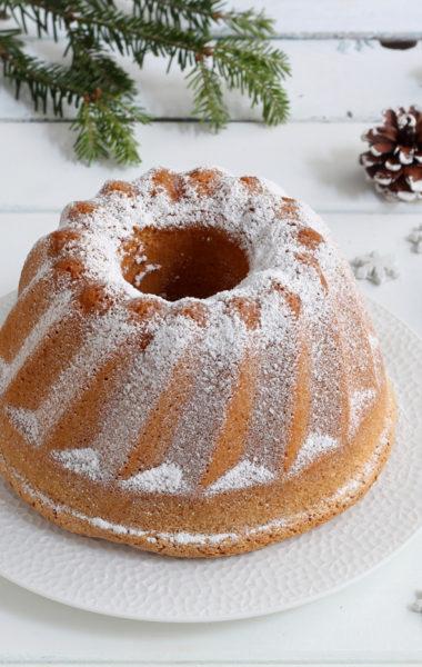 Gâteau massepain au rhum